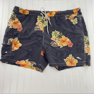 Tommy Bahama Relax Swim Trunks size SSL lined